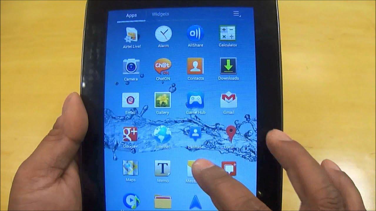 Samsung Galaxy gt P3100 Samsung Galaxy Tab 2 P3100 or