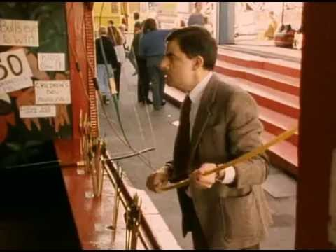Mind The Baby, Mr. Bean (nu Supăra Copilul, Mr. Bean) video