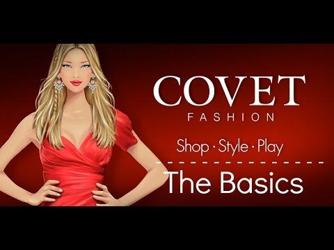 Covet Fashion: The Basics [Mobile Game]