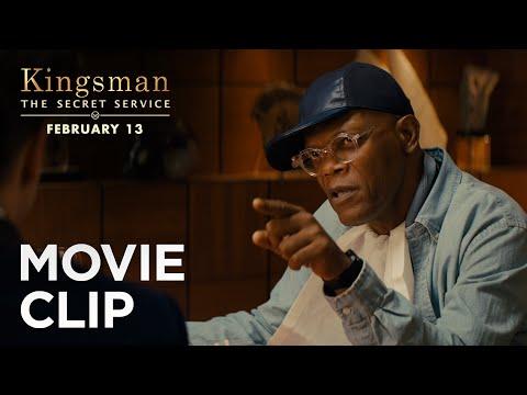 Kingsman: The Secret Service   spy Movies Clip [hd]   20th Century Fox video