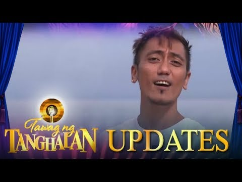 Tawag ng Tanghalan Update: Make mistakes as motivation in life