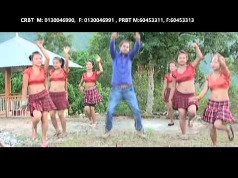 Nepali Look Dohori- Manko Tirkha 2 Jiwan Sathi Dilraj Argali And Muna Thapa 2014 video