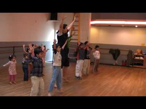 Karle Baby Dance Wance practice - Rhythms of India