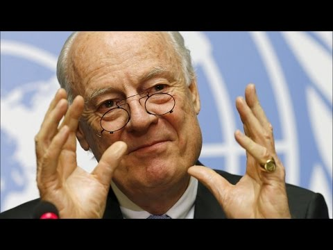 Revitalize Syria Ceasefire Before Peace Talks Resume : UN envoy