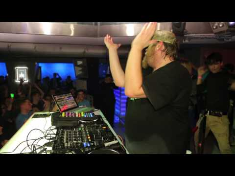 Alex M.O.R.P.H. - Live Set @ Forsage club, 2013