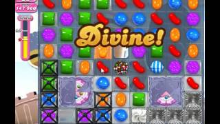 How to beat Candy Crush Saga Level 381 - 3 Stars - No Boosters - 319