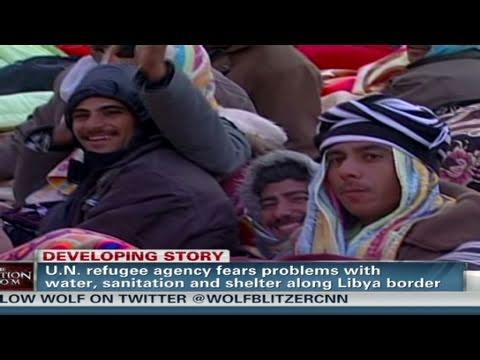 CNN: UN fears refugee crisis in Libya