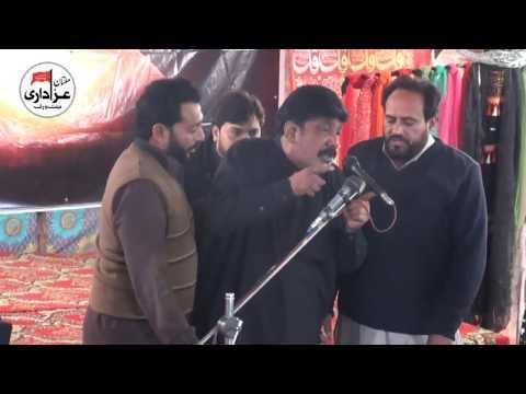 Zakir Naveed Ashiq B.A | 4 Rabi Awal 2017 | Qasida and Masiab | Khanewal