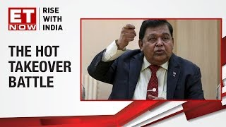 L&T's Chief Anil Manibhai Naik on Mindtree takeover battle | ET Now Exclusive