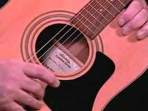 John Fahey teaches