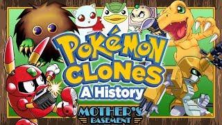 A Brief History of Pokemon Clones