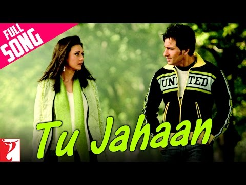 Tu Jahaan - Song - Salaam Namaste video