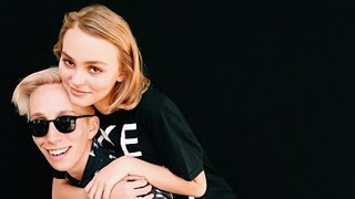 Lily-Rose Depp, Johnny Depp's Daughter, Reveals Her Sexuality In New LGBTQ Campaign