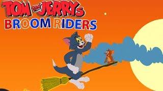 TOM EN JERRYSPELLEN - BEZEM RIDERS. Fun Tom and Jerry 2019 Games. Babygames