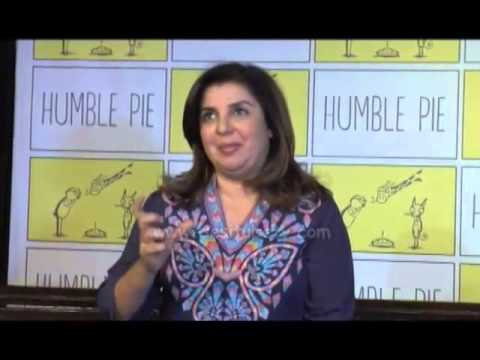 Director Farah Khan uses abuse language on the Unveiling Of Uncensored Version Of The Bench