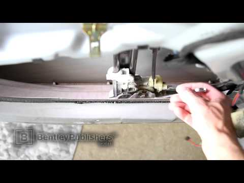 BMW 5 Series (E39) 1997-2003 - Rear window regulator DIY. how to replace