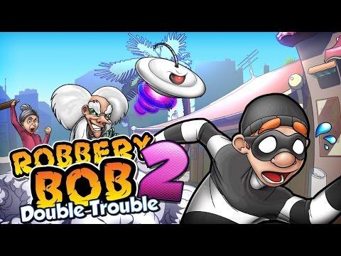 Robbery Bob 2: Double Trouble - Становимся воришкой на Android