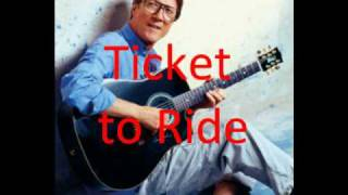Watch Hank Marvin Ticket To Ride video