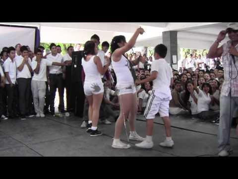 EVENTOSHN EN LA CELEBRACIÓN DE UN ANIVERSARIO MAS DEL INSTITUTO CENTRAL VICENTE CÁCERES AÑO 2012.