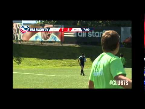 2014 Club 7s - New York Rugby vs. Mountain Rugby Selects