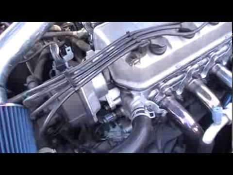 Replacing Engine Coolant Temperature Sensor on 1999 Honda Civic