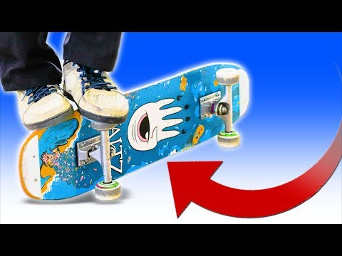 WORLD'S MOST TECHNICAL SKATEBOARDING!