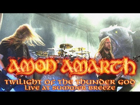 Amon Amarth - Twilight Of The Thunder God (Live @ Summer Breeze)