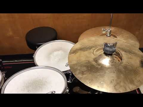 Steve Weiss Traditional Cast Cymbal Pack