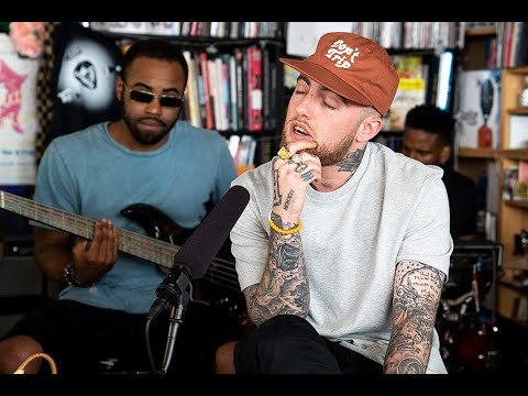 Mac Miller - NPR Music Tiny Desk Concert