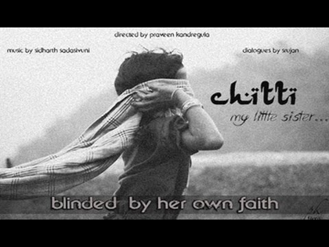 CHITTI Official Teaser || Praveen Kandregula || Sidharth Sadasivuni