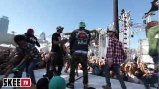 S(kee)XSW: Joey Bada$$ Rocks the MTV Jams Stage at SXSW
