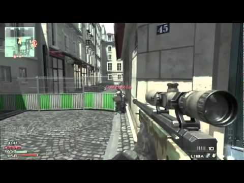 MW3 Top 5 Epic Fails / WTF Moments