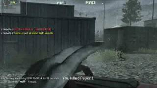 1337 Sh00teR's CoD4 Montage