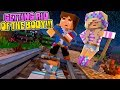 Minecraft WE GET CAUGHT BURYING ASHLEY'S BODY???-Donny and Leah Adventures -