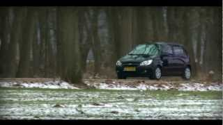 (HD) EP: Hyundai Getz 1.4i Active Sense 5-deurs 2006 - Auto Mido Borculo - Sales review and test