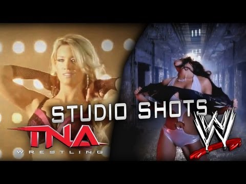 A Collection Of WWE/TNA Studio Shots (Mix) [Divas & Knockouts] [2006 - 2012] [HD] [RE-UPLOADED]