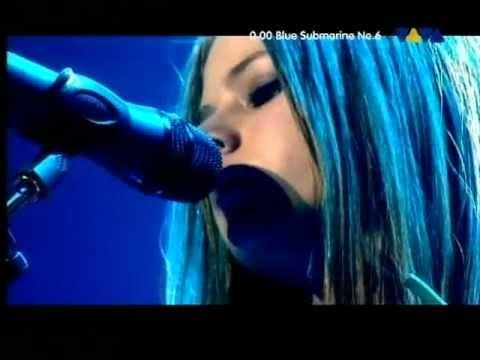 Avril Lavigne - Live Concert @ Dublin (Ireland), 2003