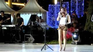 Agnes Monica - Allah Peduli At Central Park Mall Jakarta (26/11)