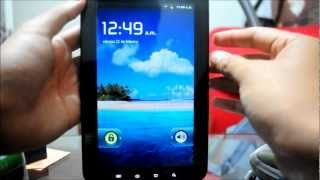 Poner en Donwload Mode la Samsung Galaxy Tab 7 P1010 [HD]