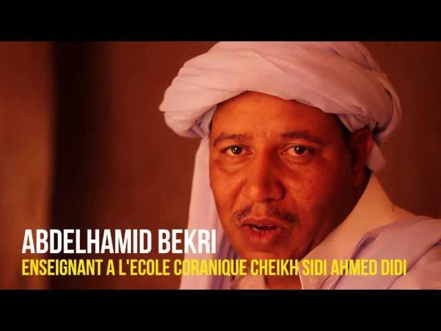 Sidi Ahmed Didi : à l'école de la Tolérance