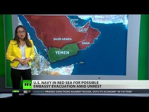 Yemeni Militants Threaten American Embassy video