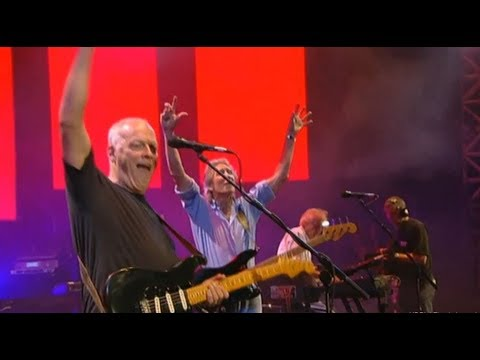 Pink Floyd - Comfortably Numb ( original members )