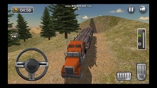 USA Truck Driving School Off road Transport Games & Android Gameplay HD