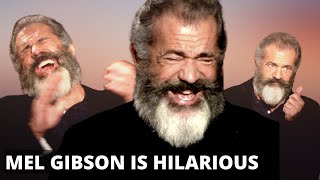MEL GIBSON on why Hollywood is like a kidney, his faith, his beard and comeback