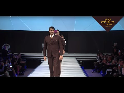 Etihad Airways - Live From Abu Dhabi - 18 December 2014