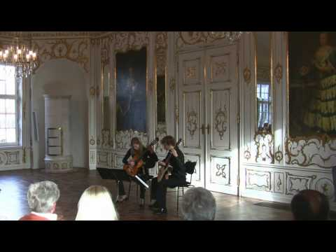 Präludium&Corrente by Antonio Vivaldi (Kaiser Schmidt Guitar Duo - 16)