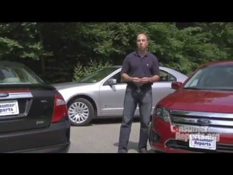 2010-2012 Ford Fusion review   Consumer Reports