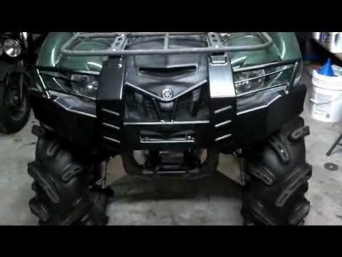 Yamaha Grizzly  Bumper