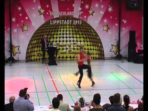 Franziska Schmidt & Paul Weiland - Deutschland Cup 2013