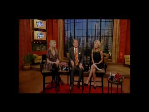 Michelle Williams - Live with Regis & Kelly (02/17/10)